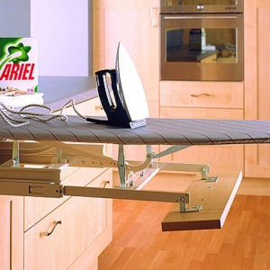 Pullout Ironing Board